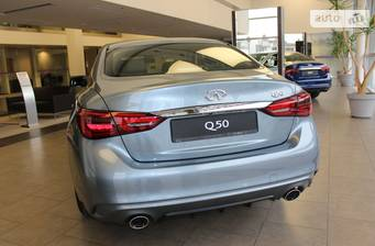 Infiniti Q50 2020 Luxe Pack 1 + Pack 2