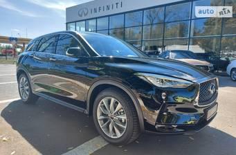 Infiniti QX50 2.0i CVT (249 л.с.) AWD 2021