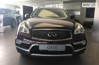 Infiniti QX50 2.5L AT (222 л.с.) Hi-tech+wheels 2017