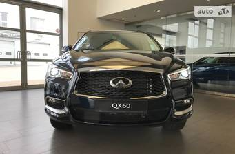 Infiniti QX60 2020 Elite + Roof Rail