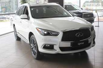 Infiniti QX60 Elite + Roof Rail 2018