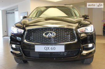 Infiniti QX60 3.5 CVT (262 л.с.) Elite + Roof Rail 2017