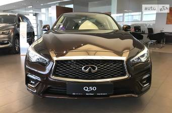 Infiniti Q50 2019 Luxe Pack 1 + Pack 2