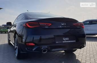 Infiniti Q60 2019 Sport+Navi