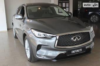 Infiniti QX50 2.0i CVT (249 л.с.) AWD 2018