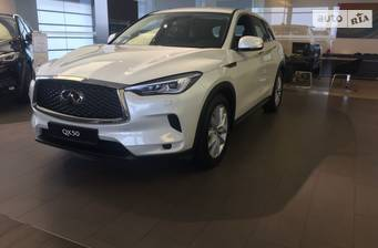 Infiniti QX50 2.0i CVT (249 л.с.) AWD 2019