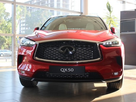 Infiniti QX50 2019