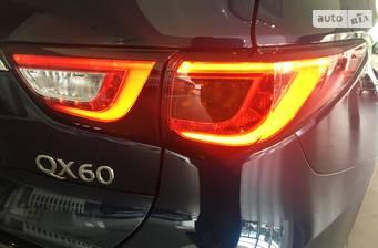 Infiniti QX60 2.5 CVT Hybrid (250 л.с.) 2017