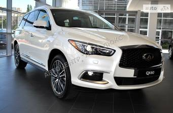 Infiniti QX60 2019 Elite + Roof Rail