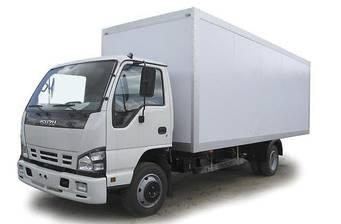 Isuzu NQR 71Р Промтоварный фургон (121 л.с.) 2016