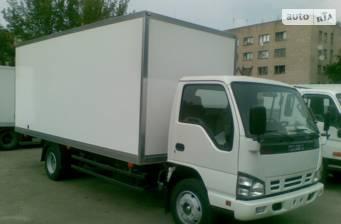 Isuzu NQR 71Р Промтоварный бортовой (123 л.с.) 2016
