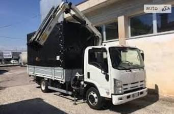 Isuzu NQR 90L-K Шасси MT (190 л.с.) 2019