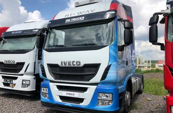 Iveco Stralis AS 440S46 T/P RR 2014
