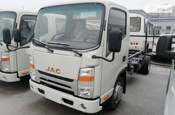 JAC N Series N56 Шасси (156 л.с.) 2019