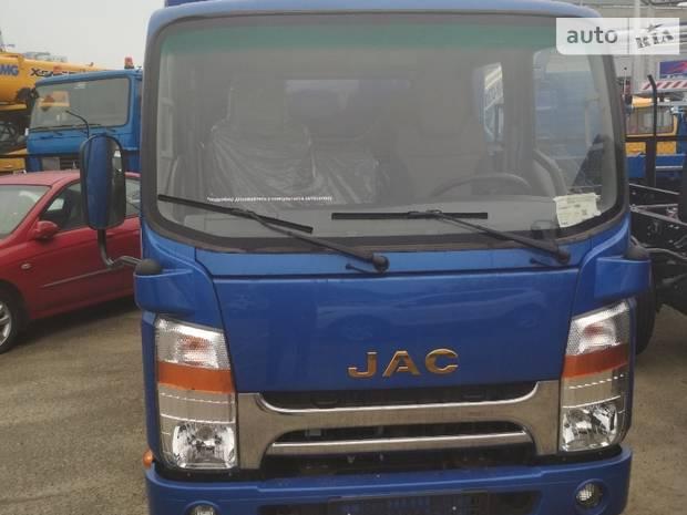 JAC N Series base