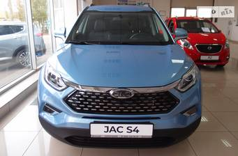 JAC S4 2020 Luxury