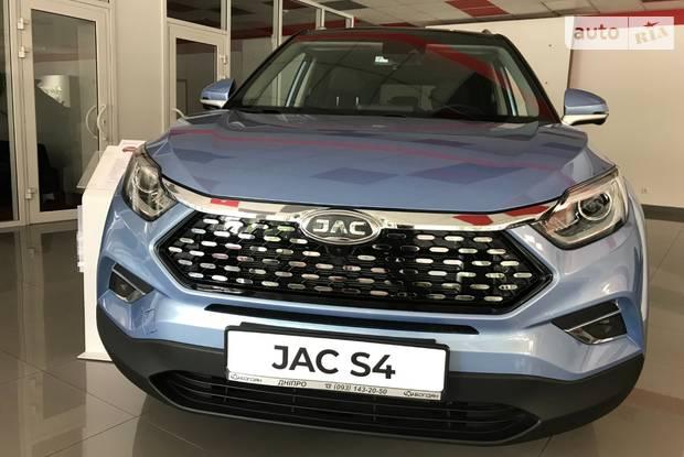 JAC S4 Smart