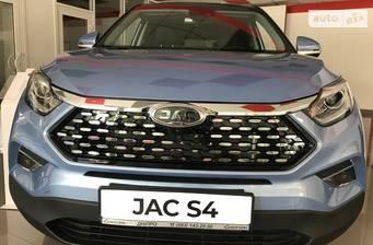 JAC S4 2021 Luxury Black Roof