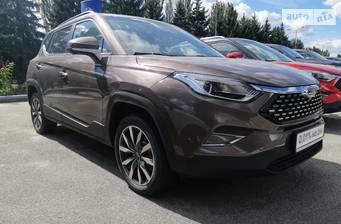 JAC S4 2021 Luxury