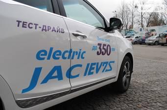 JAC iEV7S 2019