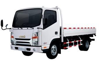 JAC N Series N56 Шасси (156 л.с.) 2016