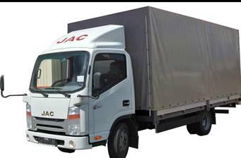 JAC N Series N56 MT (149 л.с.)  2017