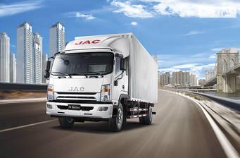 JAC N Series N120 Шасси (170 л.с.) 2019