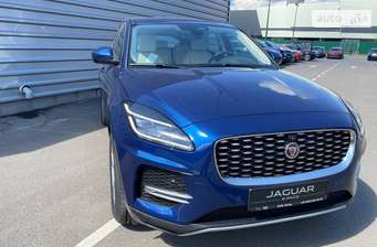 Jaguar E-Pace 2021 в Киев