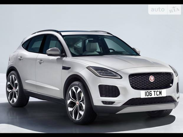 Jaguar E-Pace Base