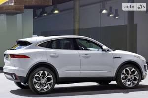 Jaguar E-Pace base