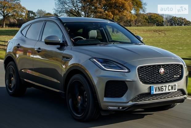 Jaguar E-Pace R-Dynamic Base