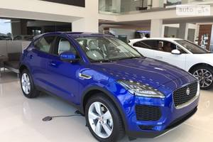 Jaguar E-Pace 2.0D AT (150 л.с.) AWD S 2019