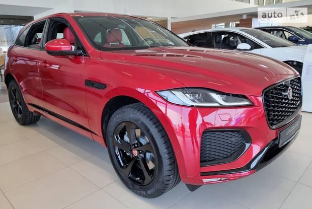 Jaguar F-Pace R-Dynamic S