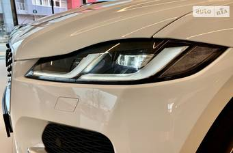 Jaguar F-Pace 2021 S