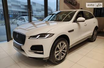 Jaguar F-Pace D165 2.0d AT (163 л.с.) AWD 2021