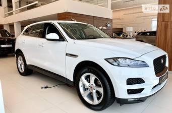 Jaguar F-Pace 2.0D AT (180 л.с.) AWD 2022
