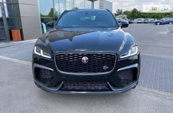 Jaguar F-Pace 2021 Base