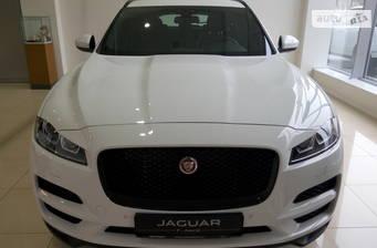 Jaguar F-Pace 2.0D AT (180 л.с.) AWD 2017