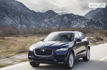 Jaguar F-Pace 2020 Pure