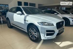 Jaguar F-Pace 2.0D AT (180 л.с.) AWD R-Sport 2019