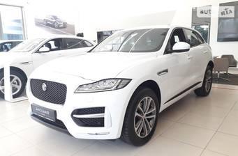 Jaguar F-Pace 2.0D AT (180 л.с.) 2020