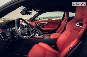 Jaguar F-Type P450 5.0i Supercharged AT (450 л.с.) 2020