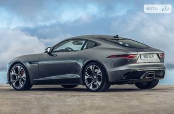 Jaguar F-Type P450 5.0i Supercharged AT (450 л.с.) AWD 2020