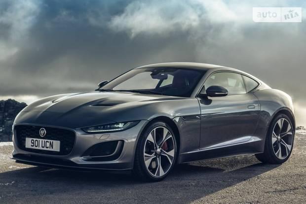 Jaguar F-Type First Edition