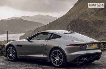 Jaguar F-Type 2020 R-Dynamic
