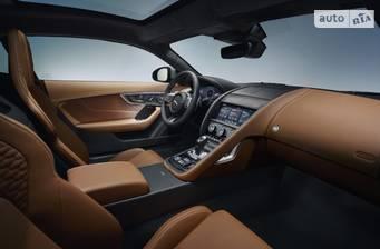 Jaguar F-Type P575 5.0i Kompressor AT (575 л.с.) AWD 2020