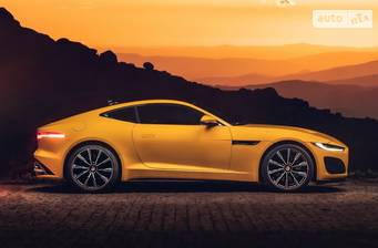 Jaguar F-Type 2020 R