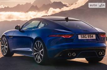 Jaguar F-Type P575 5.0i Kompressor AT (575 л.с.) AWD 2020