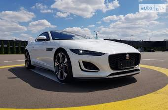Jaguar F-Type P300 2.0 Si4 AT (300 л.с.) 2020