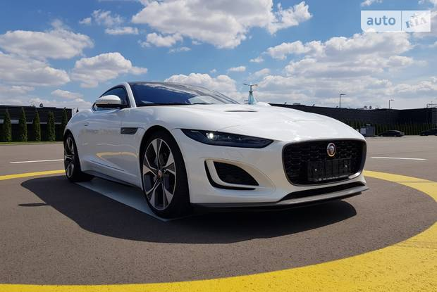 Jaguar F-Type First Edition